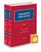 Massachusetts Proof of Cases, 2017-2018 ed.
