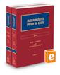 Massachusetts Proof of Cases, 2018-2019 ed.