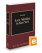 Lien Priorities in New York, 2021-2022 ed. (Vol. 36, New York Practice Series)
