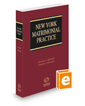 New York Matrimonial Practice, 2020-2021 ed.