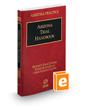 Arizona Trial Handbook, 2018-2019 ed. (Vol. 8, Arizona Practice Series)