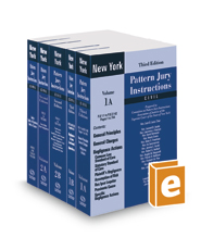 New York Pattern Jury Instructions—Civil, 2017 ed.