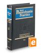 Pennsylvania Law of Probation and Parole, 3d (Vol, 12 West's® Pennsylvania Practice)