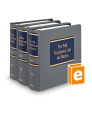 New York Matrimonial Law and Practice