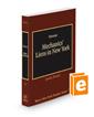 Mechanics' Liens in New York, 2020-2021 ed. (Vol. 34, New York Practice Series)