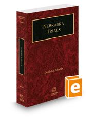 Nebraska Trials, 2017-2018 ed.