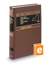 New York Condominium and Cooperative Law, 2d (New York Practice Library)