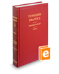 Tennessee Probate, 3d (Vol. 18, Tennessee Practice Series)