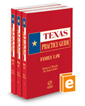 Family Law, 2017-2018 ed. (Texas Practice Guide)