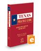Alternative Dispute Resolution, 2020-2021 ed. (Texas Practice Guide)