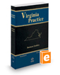 Business Entities, 2017 ed. (Vol. 10, Virginia Practice Series™)