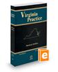 Business Entities, 2019 ed. (Vol. 10, Virginia Practice Series™)
