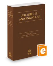 Architects and Engineers, 2018 ed.