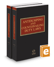 Antidumping & Countervailing Duty Laws, 2016 ed.