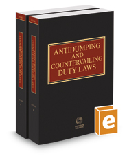Antidumping & Countervailing Duty Laws, 2017 ed.