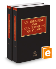 Antidumping & Countervailing Duty Laws, 2018 ed.