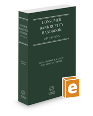Consumer Bankruptcy Handbook with Forms, 2019 ed.