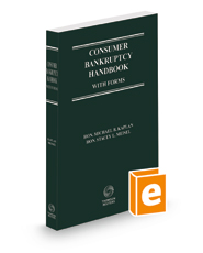 Consumer Bankruptcy Handbook with Forms, 2021 ed.