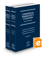 Commercial Bankruptcy Litigation, 2d, 2020 ed.