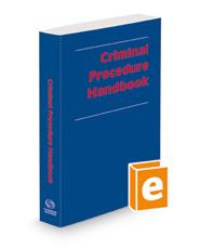 Criminal Procedure Handbook, 2021 ed.