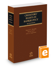 Creditors' Rights in Bankruptcy, 2d, 2017-2018 ed.