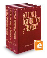 Equitable Distribution of Property, 3d