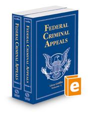 Federal Criminal Appeals, 2021 ed.