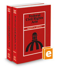 Federal Civil Rights Acts, 3d, 2016-1 ed.
