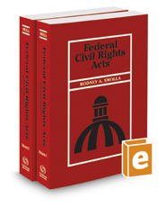 Federal Civil Rights Acts, 3d, 2016-2 ed.