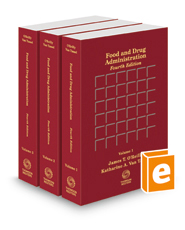 Food and Drug Administration, 4th, 2016-1 ed.