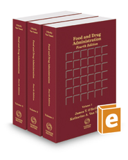 Food and Drug Administration, 4th, 2016-2 ed.