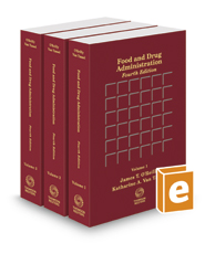 Food and Drug Administration, 4th, 2017-1 ed.