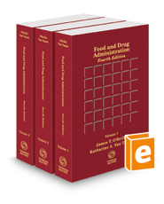 Food and Drug Administration, 4th, 2017-2 ed.