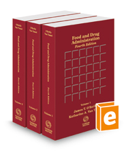 Food and Drug Administration, 4th, 2018-1 ed.