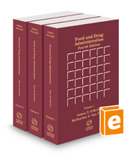 Food and Drug Administration, 4th, 2021-1 ed.