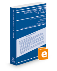 Immigration Law and the Family, 2015 ed.