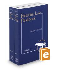 Firearms Law Deskbook, 2019-2020 ed.