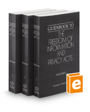Guidebook to the Freedom of Information and Privacy Acts, 2021 ed.