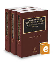 Government Contract Awards—Negotiation and Sealed Bidding, 2016-2017 ed.