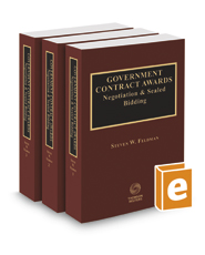 Government Contract Awards—Negotiation and Sealed Bidding, 2017-2018 ed.