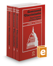 Government Discrimination: Equal Protection Law and Litigation, 2016-2017 ed.