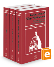 Government Discrimination: Equal Protection Law and Litigation, 2020-2021 ed.