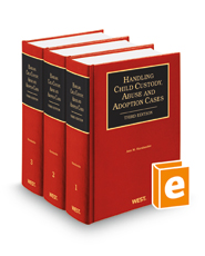 Handling Child Custody, Abuse & Adoption Cases, 3d