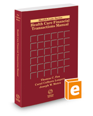 Health Care Financial Transactions Manual, 2018-1 ed.