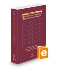 Health Care Financial Transactions Manual, 2020-2 ed.
