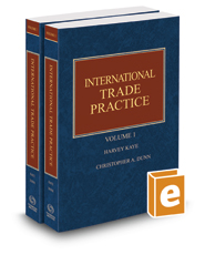 International Trade Practice, 2017-2018 ed.