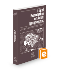 Local Regulation of Adult Businesses, 2021 ed.