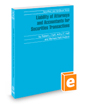 Liability of Attorneys and Accountants for Securities Transactions, 2020 ed. (Securities Law Handbook Series)