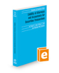Liability of Attorneys and Accountants for Securities Transactions, 2021 ed. (Securities Law Handbook Series)