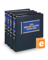 Legal Compliance Checkups: Business Clients